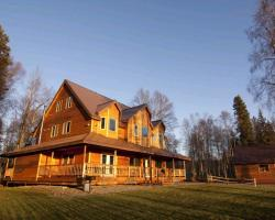Susitna River Lodging