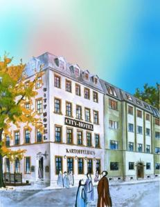 City Hotel Plauen