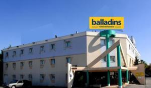 Hôtel Balladins Mareuil
