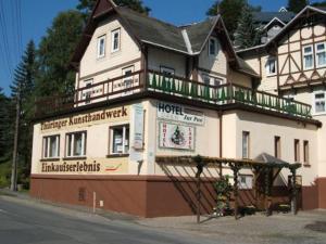 Hotel Zur Post Lauscha