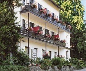 Hotel garni Haus Burkart