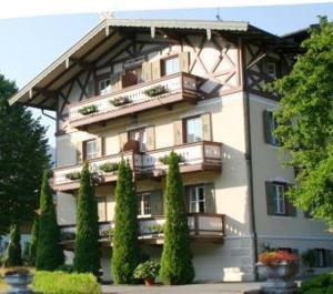Villa Elisabeth am See