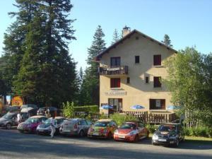 Hôtel Le Blanchon