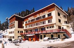 Hôtel la Datcha