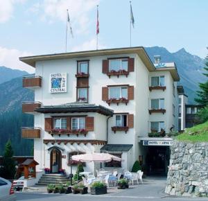 Hotel Arve Central