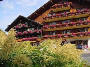 Hotel Fiescherblick