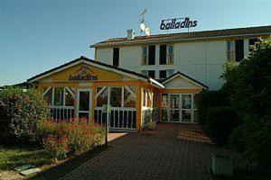 Hôtel Balladins Sens Malay-Le-Grand