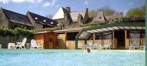 Logis Chateau Hotel De Brelidy