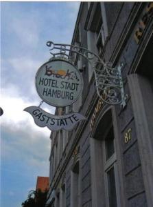 Brocki´s Hotel Stadt Hamburg
