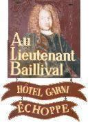 Hotel Au Lieutenant Baillival