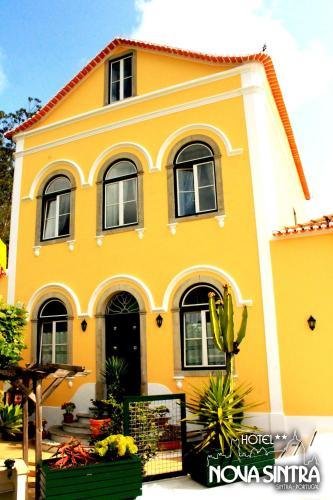 Booking - Hotel Nova Sintra