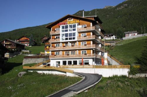 Booking - Hotel Eden