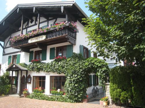 Booking - Pension Schihütte