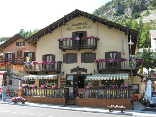 Hotel Pian Del Sole (Claviere)