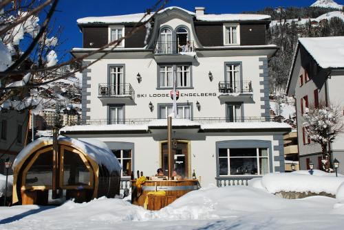 Booking - Ski Lodge Engelberg