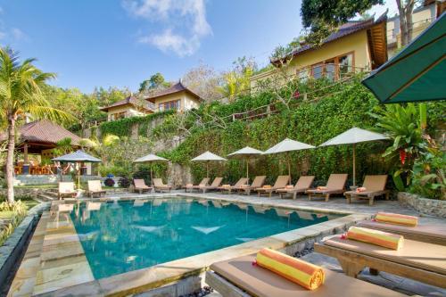 Booking - Hotel Lembongan Cliff Villas