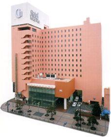Central Hotel Fukuoka (Fukuoka, Fukuoka Prefecture)