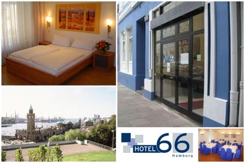 Booking - Hotel 66