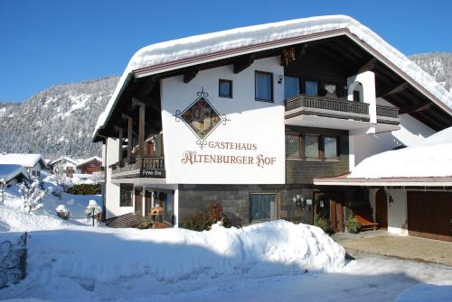 Booking - Hotel Der Altenburger Hof