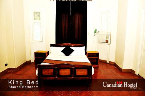Booking - The Canadian Hostel