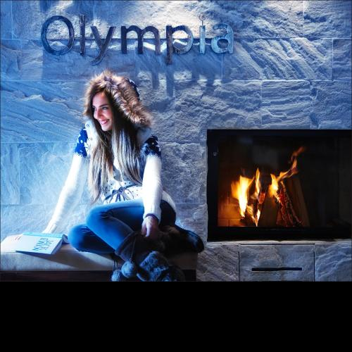 Booking - Hotel Olympia