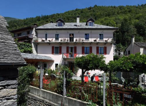 Booking - Casa Ambica