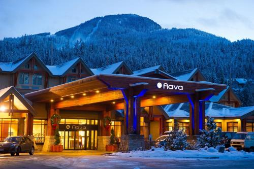 Booking - Hotel Aava Whistler