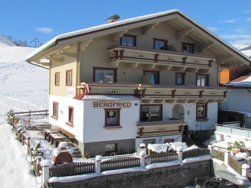 Booking - Pension Bergfried