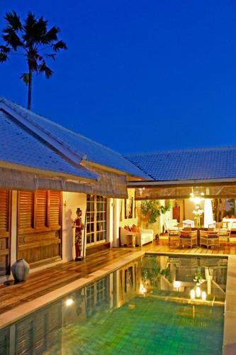 Booking - Villa Yogan