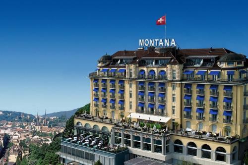 Booking - Art Deco Hotel Montana Luzern