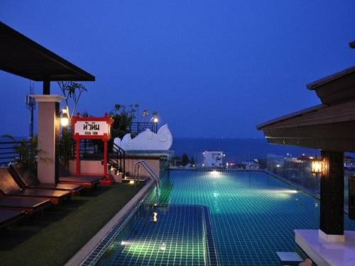 Booking - Hotel  Chalelarn Hua Hin