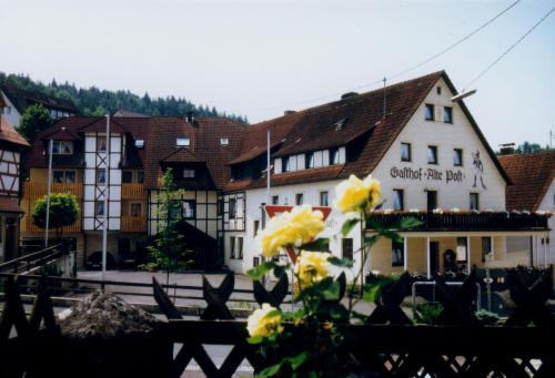 Booking - Hotel Alte Post