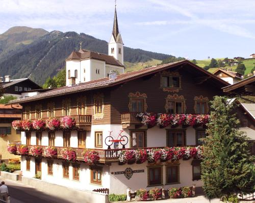Booking - Pension Lachmayr