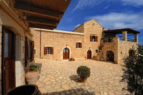 Booking - Villas Strofilia