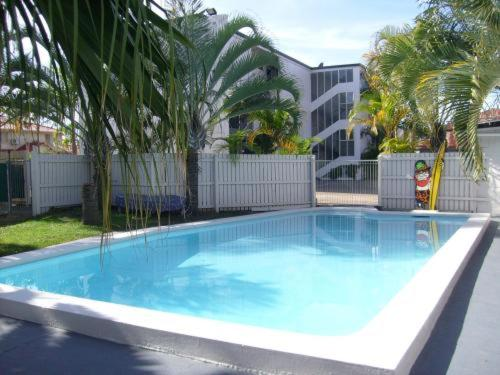 Booking - Queensland Motel