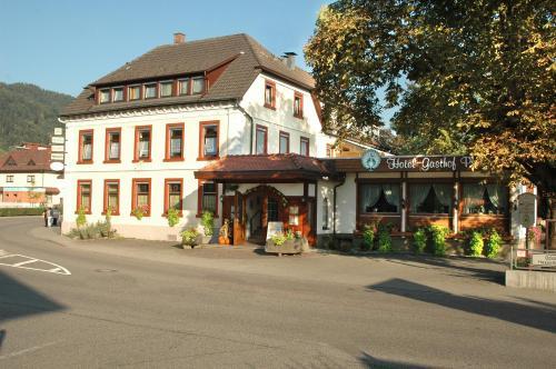Booking - Gasthof Pfauen
