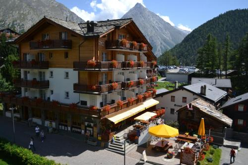 Booking - Sporthotel Saas Fee