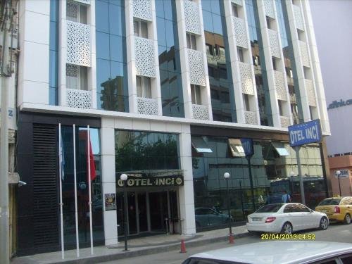 Booking - Hotel Inci