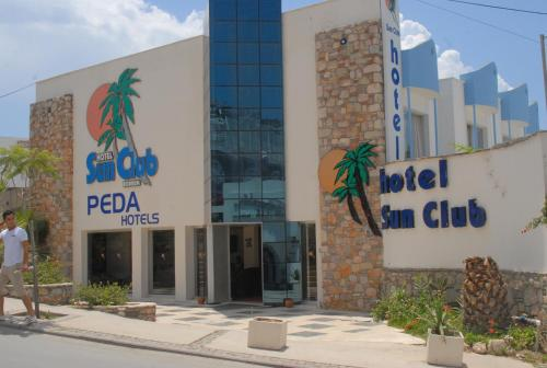 Booking - Peda Hotels Sun Club