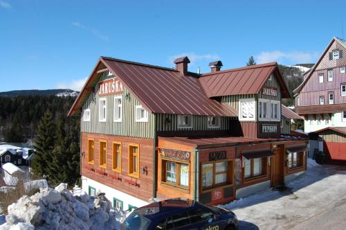 Booking - Pension Jaruska