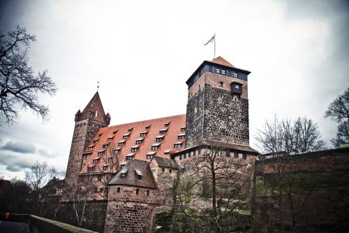 Booking - Jugendherberge Nürnberg