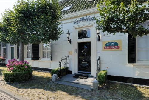 Booking - Hof van Renesse/ Pension het Hofje
