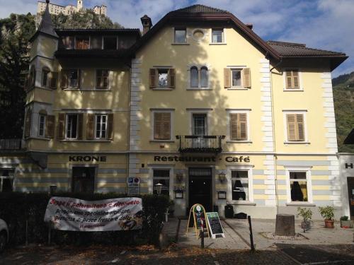 Booking - Gasthof Krone