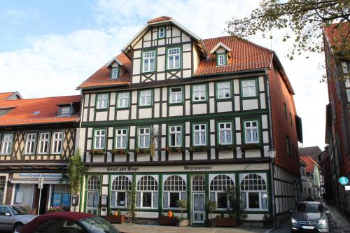 Booking - Hotel Zur Post