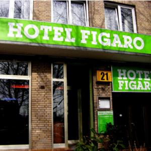 Booking - Hotel Figaro