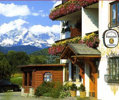 Booking - Alpenhof Wallgau