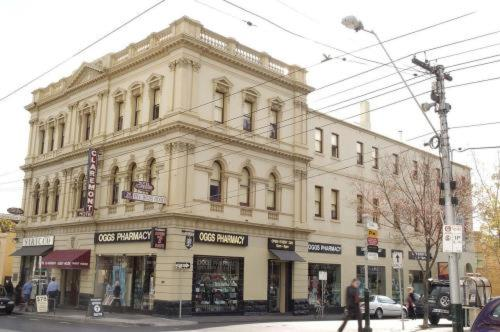 Hotel Claremont Guest House (Melbourne, South Yarra)