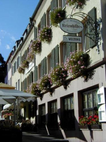 Booking - Hotel Kriemhilde