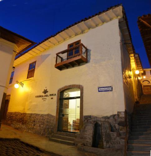 Booking - Hotel Suenos del Inka