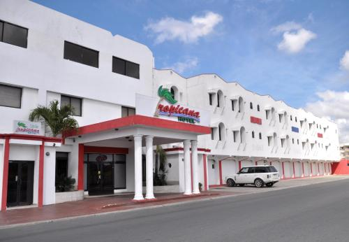 Booking - Hotel Tropicana